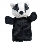 Puppet Pals Badger